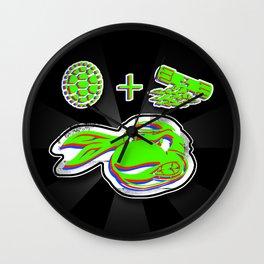 Turtle D.I.Y. Wall Clock