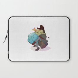 Goblin and his cat Laptop Sleeve