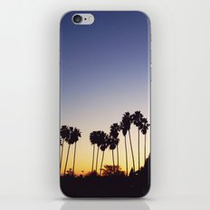 California Sunsets iPhone & iPod Skin