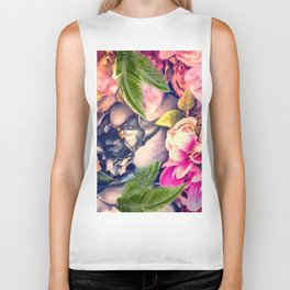 Flower dream Biker Tank