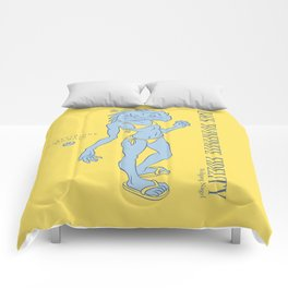 Back to Infinite Fidelity Comforters