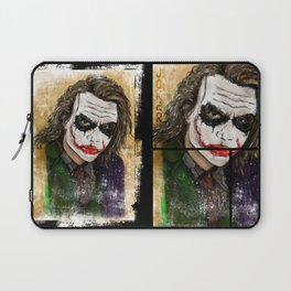 Why so serious? Laptop Sleeve