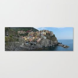 Bay of Vernazza Canvas Print