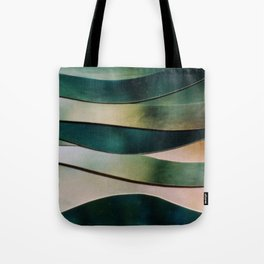 Waving along Tote Bag