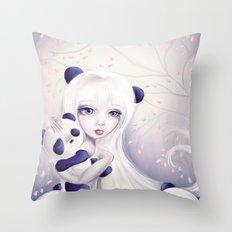 Panda: Protection Series Throw Pillow