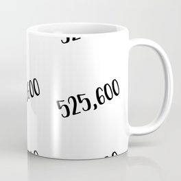 Measure in Love Coffee Mug