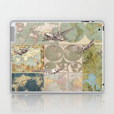 Flight Patterns Laptop & iPad Skin