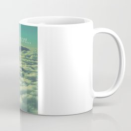 Trying not to... Coffee Mug