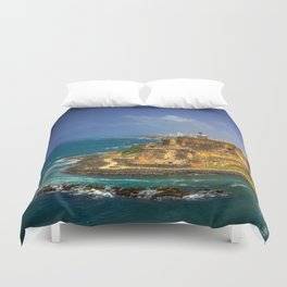 Fortress Duvet Cover