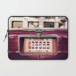 AZUCAR - CUBA LIBRE 2019 - Angel Torres Laptop Sleeve