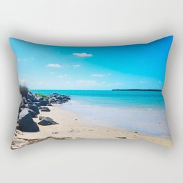 Seashore Serenity Rectangular Pillow