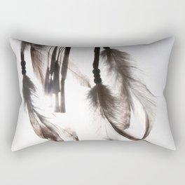 Catch My Dreams #1 #dreamcatcher #decor #art #society6 Rectangular Pillow