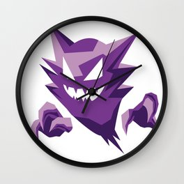 Haunter Wall Clock