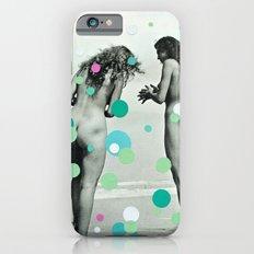 Chasing Bubbles iPhone 6s Slim Case