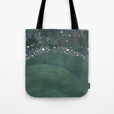 Galaxy No. 3 Tote Bag