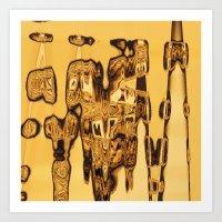 Harper shmickilson Art Print