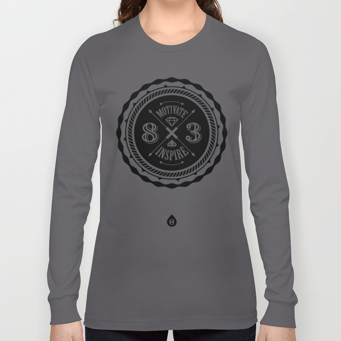 Motivate & Inspire Long Sleeve T-shirt