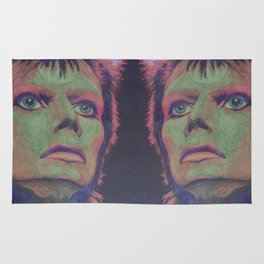Starman waiting in the Sky Rug