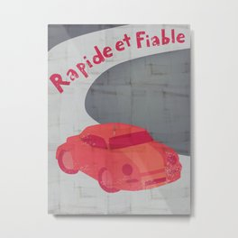 Fast and Reliable Metal Print