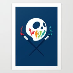 Art Pirates Art Print