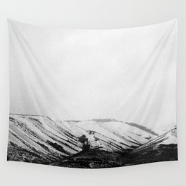 Mighty Mountains Wall Tapestry
