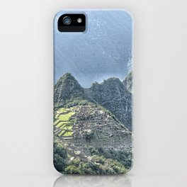 The Lost City of The Incas iPhone Case
