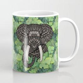 Jungle Elephant Coffee Mug
