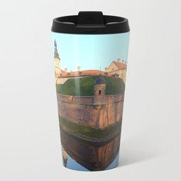 Castle of Nesvyz Travel Mug
