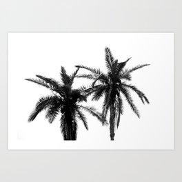Tropical Darkroom #136 Art Print