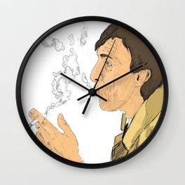 Johan Crujiff Wall Clock