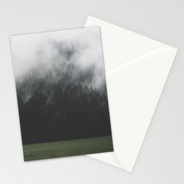 Spectral Forest - Landscape Photography Stationery Cards