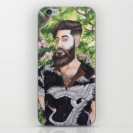 Self Portrait 2017 iPhone Skin