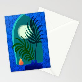 Gothic Tropics / Tropical Night Series #6 Stationery Cards