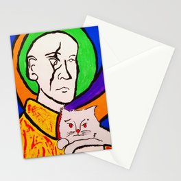 Sketchbook Series: Fear and Loathing in a Volcano Lair Stationery Cards