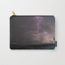 Spring Lightning Carry-All Pouch