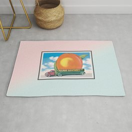 Eat a Peach by The Allman Brothers Band Rug