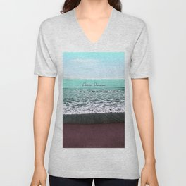 OCEAN DREAM VI Unisex V-Neck