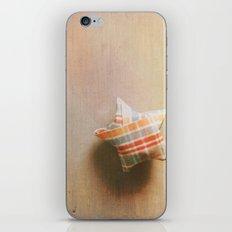 Plaid Lucky Star  iPhone & iPod Skin