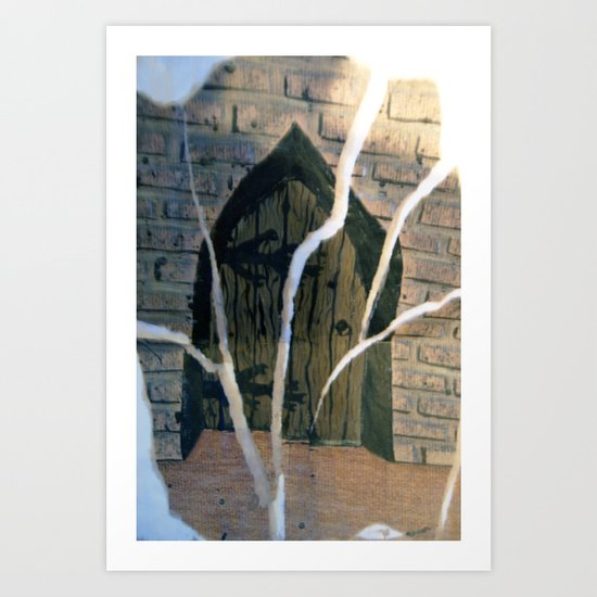 magic door Art Print