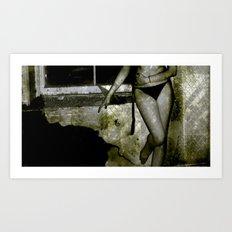 Grunge Series 1 Art Print