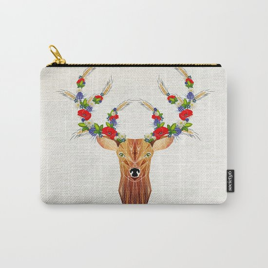 deer spring Carry-All Pouch