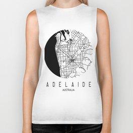 Adelaide Round Biker Tank