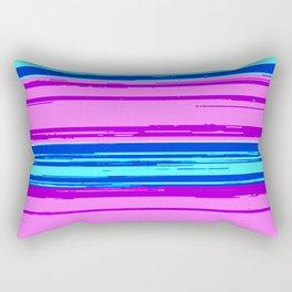Late Friday Night Rectangular Pillow