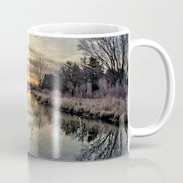 Along The River Bank 2 Coffee Mug