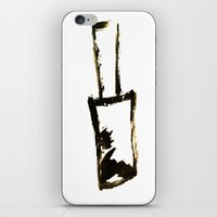 perfume iPhone & iPod Skins featuring perfume by gaus