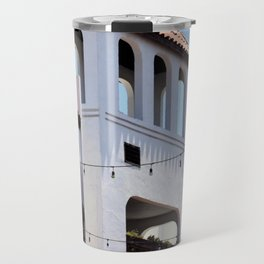 Mexican Architecture Travel Mug