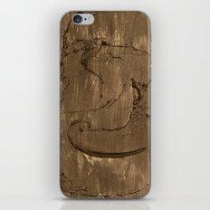 Nickel face iPhone & iPod Skin