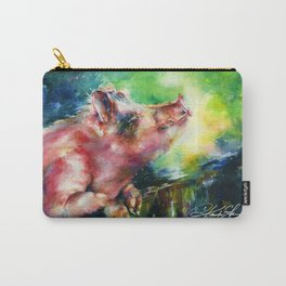 Charlie - by Kathy Morton Stanion Carry-All Pouch
