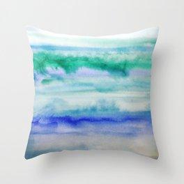 I Am Peaceful Throw Pillow