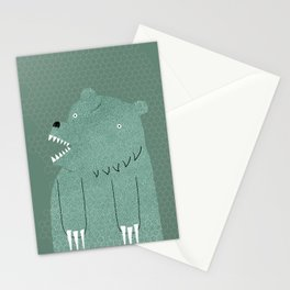 Friendly Bear Stationery Cards